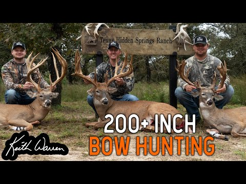 When Bow Hunting For Trophy Bucks Goes WRONG | Triple Archery Hunt