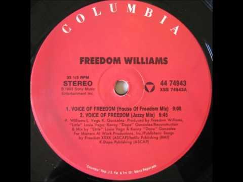 Freedom Williams - Voice Of Freedom (Jazzy Mix)