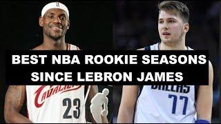 Ranking The 10 Best NBA Rookie Seasons Since LeBron James