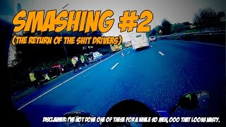 Smashing #2 Car Crash (The Return Of The Shit Drivers)