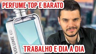 PERFUME TOP E BARATO PARA DIA A DIA E TRABALHO | CHIC'N GLAM VOLUME