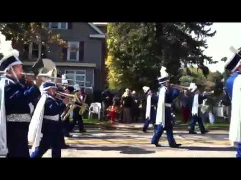 Warren Area High School Marching Band: Edinboro University