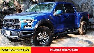Ford Raptor a prueba - CarManía