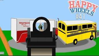 Happy Wheels Part 41 - CALL OF DUTY