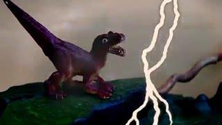 Динозавры. Ох, эта смелость!!!! Где же она???Игрушки видео. Мультики для детей