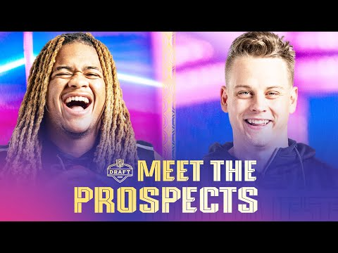 """Meet the Top Prospects of the 2020 NFL Draft, """"LeBron James is a Big Brother of Mine"""""""