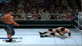 WWE Smackdown vs Raw 2011 gameplay and download on PC with PCSX2 0.9.9 PS2 emulator HD 720p