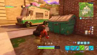 How to get 5 people in fortnite at Tilted Towers Quick