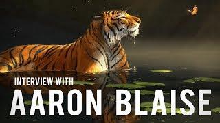 Career Advice from a Disney Animator - Aaron Blaise Interview