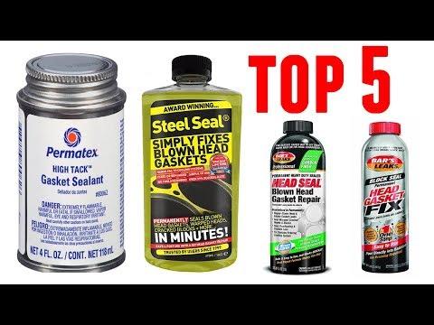 Top 5 Best Head Gasket Sealers To Buy in 2018-2020