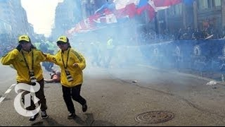 Boston Marathon Explosions: Witnesses to Chaos - 2013 | The New York Times
