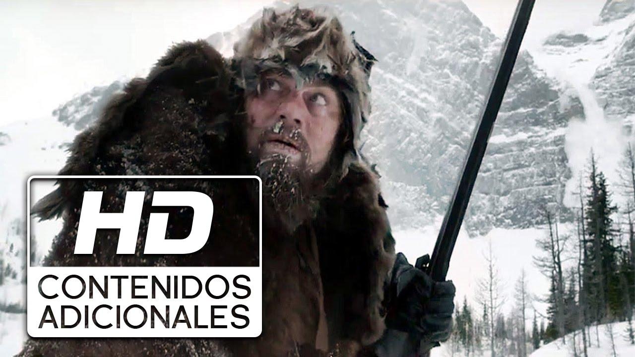Revenant El Renacido Featurette El Conjunto De Actores Hd
