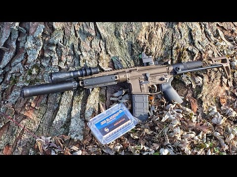 Modern Outfitters MC6 PDW SBR in 300 Blackout AR-15