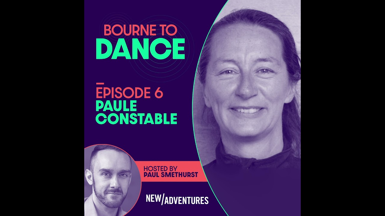 Bourne To Dance - EP 6 PAULE CONSTABLE | PODCAST