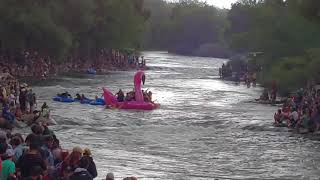 FibArk 2021 Hooligan Race Flamingo