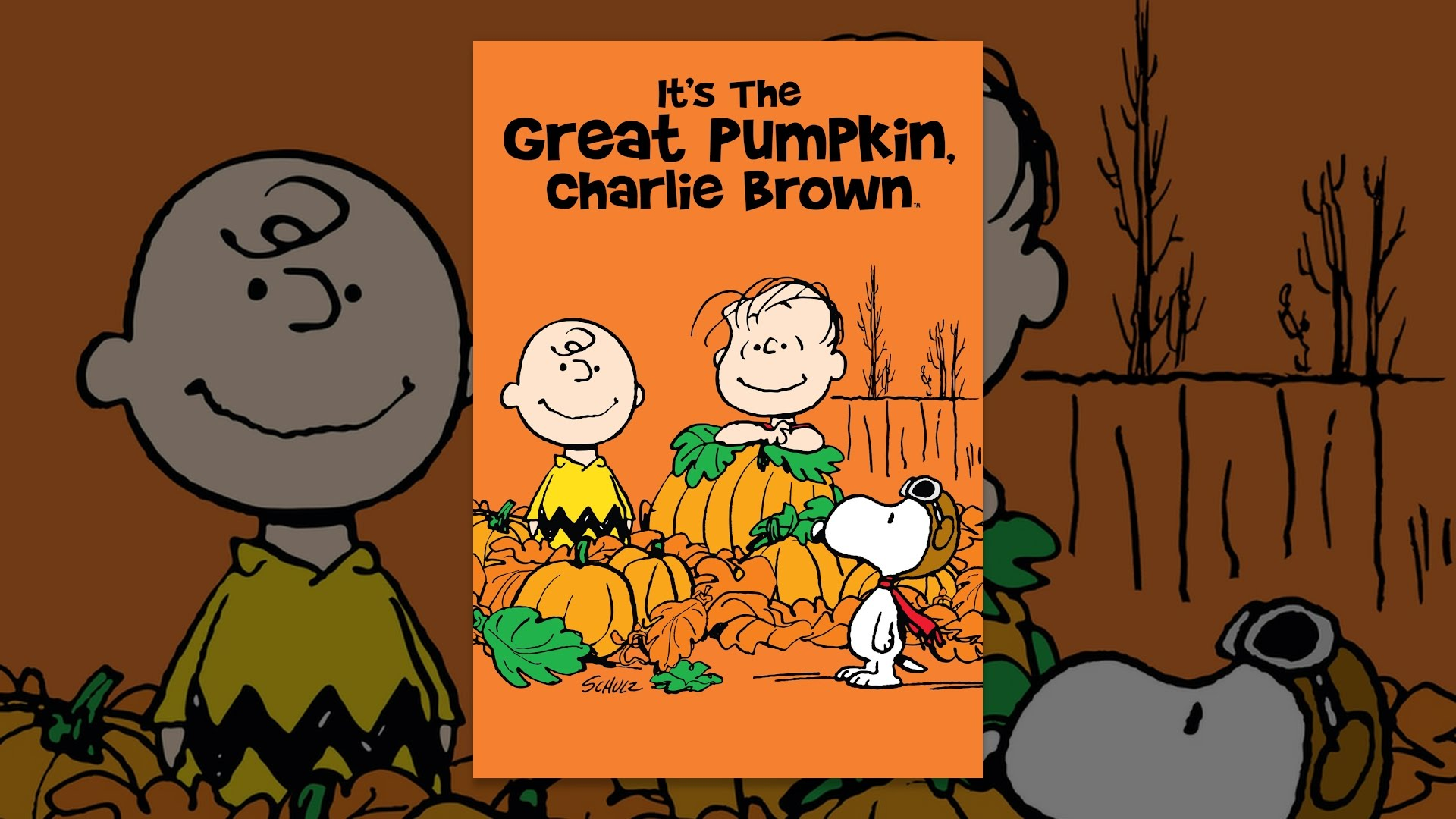 It S The Great Pumpkin Charlie Brown Deluxe Edition Youtube