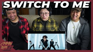 RAIN REACTION   SWTICH TO ME (DUET WITH JYP) MV