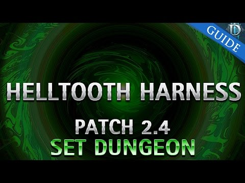 Diablo 3 - Helltooth Hardness Set Dungeon Guide Patch 2.4