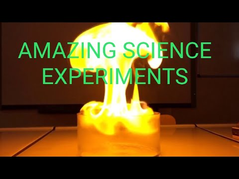 Amazing Experiments | Reaction Of Sodium With Water