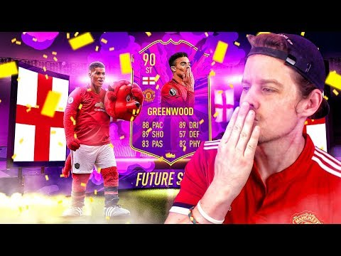 THE BEST FUTURE STAR?! 90 FUTURE STARS GREENWOOD PLAYER REVIEW! FIFA 20 Ultimate Team