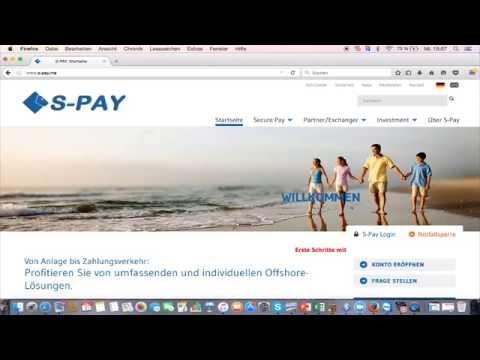 S-Pay - Profitieren Sie von umfassenden und individuellen Offshore-Lösungen.
