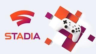 Google Stadia Announcement at GDC Under 14 Minutes 2019