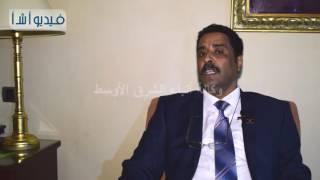 بالفيديو: المتحدث بأسم الجيش الليبي ل أ ش أ القوات المسلحة الليبية على مشارف مدينة سرت