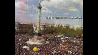 8ème marche internationale pour la liberté des minorités et des peuples opprimés.