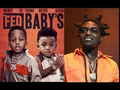 NBA Youngboy Gets Petty, He Replaces Rival Moneybagg Yo On Fed Babys Song With Kodak Black