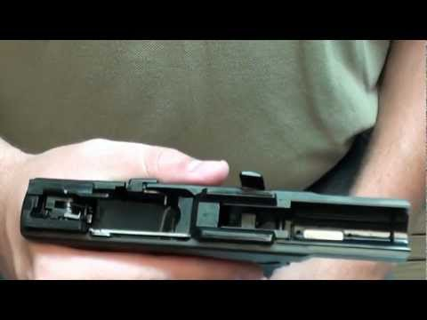 Springfield Armory XDM - 45 ACP and the Complete Break Down or Disassembly.