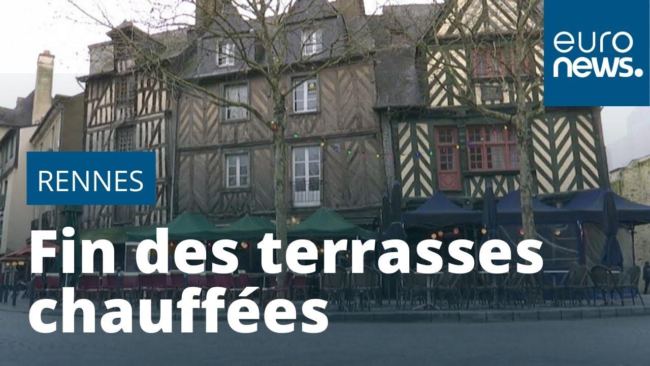 Rennes Dit Adieu Aux Terrasses Chauffées Euronews