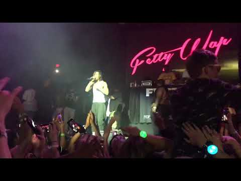 Fetty Wap Live @ The Belasco Theatre, Los Angeles - #FMFTour - COULD YOU BELIEVE IT/679