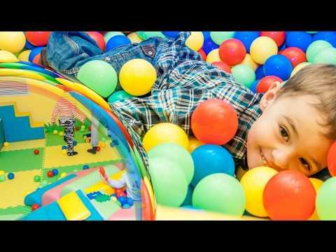 Мягкие игровые комнаты для детей