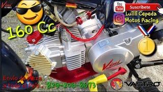 Super cub racing maquina 160 cc Vini -pedro Racing  (Ganador de la mochila es  EVANS  MEDINA thumbnail