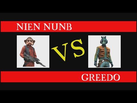 Star Wars Battlefront Bordure Extérieure - Nien Nunb et Greedo décryptés ET 1 bataille épique (#29)