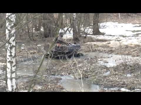 Видео самодельный квадроцикл self made atv