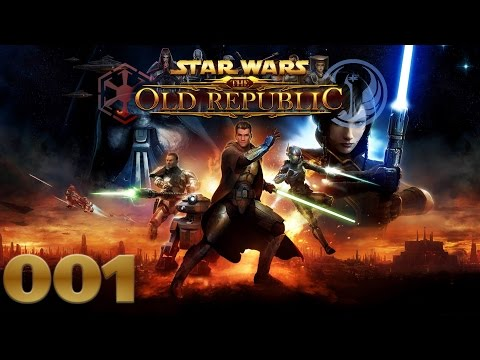 Star Wars The old Republic Gameplay german deutsch – Part 1 – Vom Padawan zum Meister