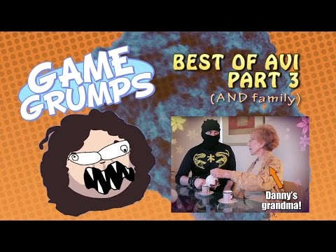 Game Grumps: Best of Avi Part 3 (and...