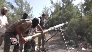 Привет Путину Ополченцы нанесли ракетный удар по русским агрессорам в Латакии!  Сирия