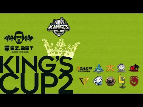 [DOTA 2 LIVE PH] Clutch Gamers VS SGD |Bo2| King's Cup 2: Southeast Asia - Group Stage