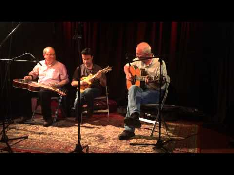 The Sawmill Sessions: Old Time and Bluegrass Jam in Paris