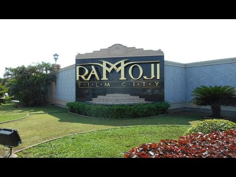 Ramoji Film City Hyderabad Tour /Attractions of Ramoji Film City/ Scenic Beauty of Ramoji