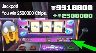 *NEW* WIN JACKPOT $2,500,000 EVERY 10 MIN AT THE SLOT MACHINE CASINO IN GTA ONLINE ($100,000,000 EZ)