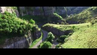 Cheddar Gorge filmed with Inspire 1 4K