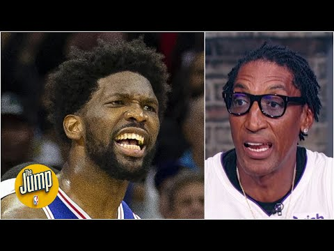 The 76ers should trade Joel Embiid - Scottie Pippen | The Jump