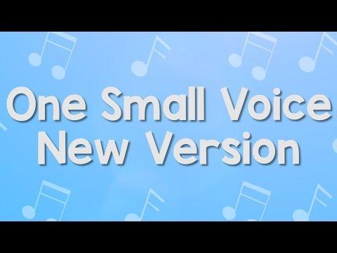 One Small Voice | Remastered Instrumental | Jack Hartmann