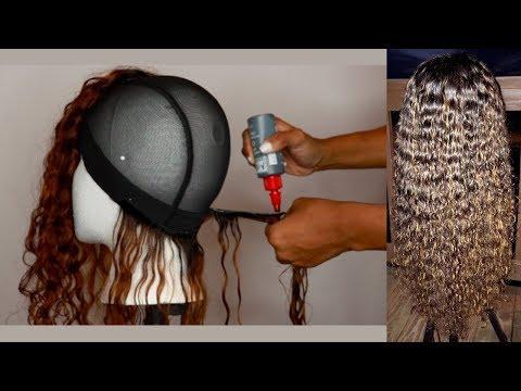 How To Make A Wig (Beginner Friendly) Jazzie Jae T