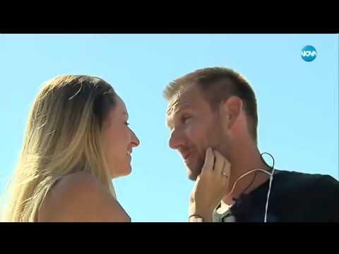 """Предложение за брак в ефира на """"На кафе"""" (20.06.2018г.)"""
