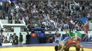 Вольная Борьба Россия 2012 Клип