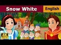 Snow White and the Seven Dwarfs in English | Stories for Teenagers | English Fairy Tales